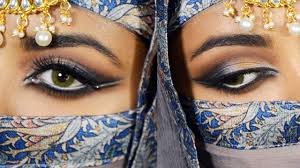 arab makeup dramatic arabic eyes eid