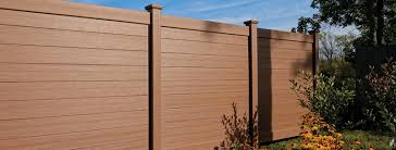 Bufftech Brookline Vinyl Fence Discount Fence Supply