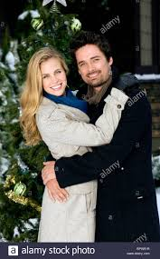 BROOKE BURNS, WARREN CHRISTIE, THE MOST WONDERFUL TIME OF THE YEAR Stock  Photo - Alamy