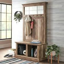 mirror furniture entryway bench