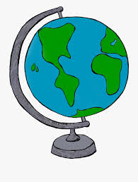 Globe Earth Clipart Black And White Free Clipart Images - Globe ...