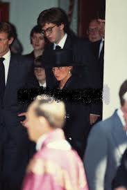 Adrian Ward Jacksons funeral 1991 (sometime after 23 Aug91) | Princess  diana funeral, Diana funeral, Princess diana