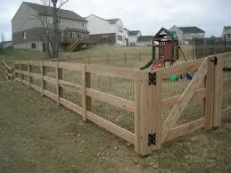 Wood Fences Burcor Fence