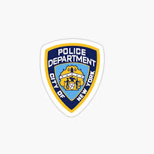 Nypd Stickers Redbubble