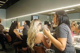 makeup artist at l makeup insute