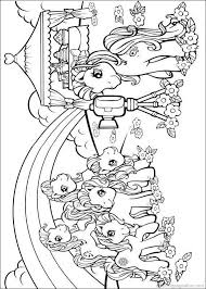 My Little Pony Coloring Pages 32 Kleurplaten My Little Pony