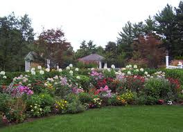 how to make a flower bed houzz