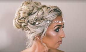 bridal hair stylists in manchester