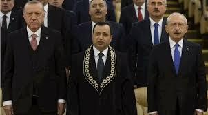 Anayasa | Anayasa Mahkemesi Başkanı Arslan: 2012'den bugüne 176 bin  bireysel başvuru sonuçlandırıldı - Mahkemesi