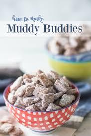 muddy buds aka puppy chow peanut