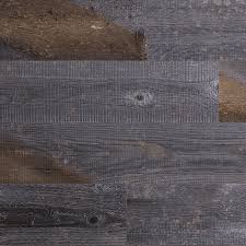 stikwood reclaimed weathered wood wall