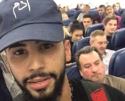 SEE IT: YouTube star Adam Saleh kicked off Delta flight following ...