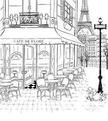 Idee Van Andreas Boumans Op Potlood Schetsen Parijs Tekening