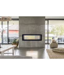 vent free linear modern gas fireplaces