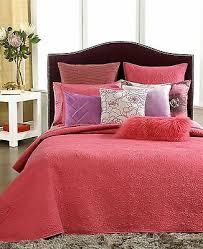 cotton ava euro sham pink 90 d1811