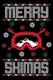 merry skimas ski lover gifts small
