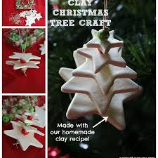 clay tree craft
