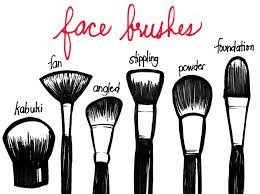 the clueless s guide to makeup brushes
