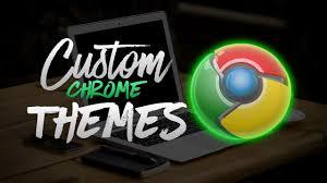 own custom google chrome theme