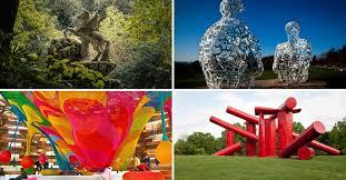 top 10 sculpture parks around the world