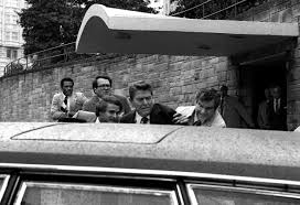 Jerry Parr, Secret Service Agent Who Saved President Reagan's Life ...