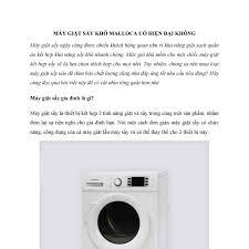 Máy giặt sấy khô Malloca có hiện đại không.pdf