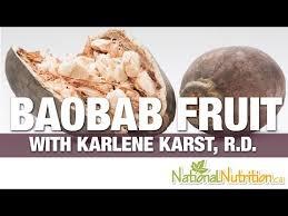 baobab fruit national nutrition articles
