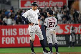 Astros cheating: Yankees' Judge deletes ...