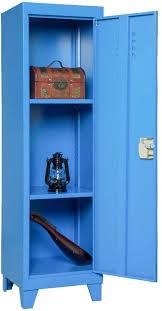 Amazon Com Zebery Storage Locker Metal Kids Storage Metal Locker For Bedroom Kids Room Metal Kids Storage Lockers With 2 Adjustable Shelves Office Products