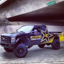 Rockstar Pick Up Rockstar Energy Rockstar Ford F Series