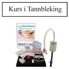 kurs tannbleking gratis ved kjØp av