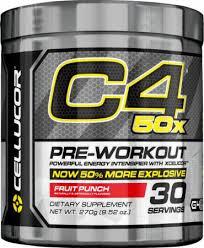 cellucor c4 50x 30 servings