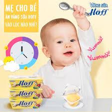 Mẹ đã biết bé nên ăn phô mai Hoff vào... - Hoff - Nền tảng sức ...