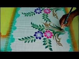 fabric paint designs