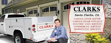 clark s garage door and gate repair