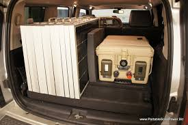 heavy duty solar generator portable