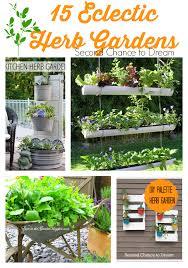 eclectic herb gardens