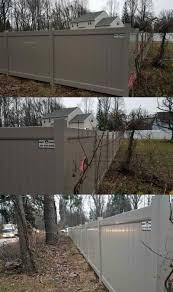 Fence Panels 139946 104 6 X 8 Adobe Khaki Clay Solid Privacy Vinyl Fence Buy It Now Only 1799 99 On Ebay Fence Panels Vinyl Fence Fence Panels Fence