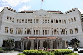 Singapore's landmark Raffles Hotel emerges from long renovation - Nikkei  Asian Review