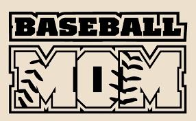 Baseball Mom Vinyl Decal Price Ranges 4 99 9 99 Etsy