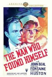 The Man Who Found Himself by Lew Landers |John Beal, Joan Fontaine ...
