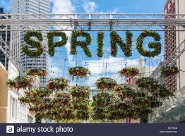 Spring Season In Australia High ...