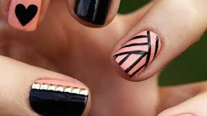 15 trendy nail art designs for short nails