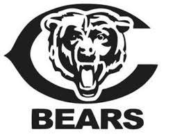 Chicago Bears Logo Football Nfl Sport Vinyl Sticker Decal 049 Etsy