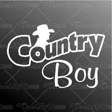 Best Deals On Country Boy Cowboy Car Decals