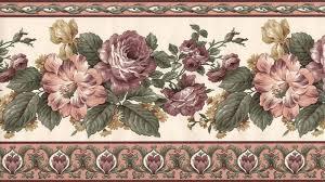 victorian border wallpaper fl