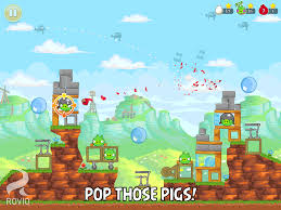 Angry Birds Short Fuse update for Android, iPhone and iPad