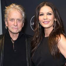 Michael Douglas Praises Catherine Zeta-Jones' Success