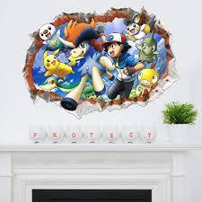 Pokemon Wall Decals The Treasure Thrift