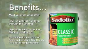 Sadolin Classic All Purpose Woodstain Sadolin
